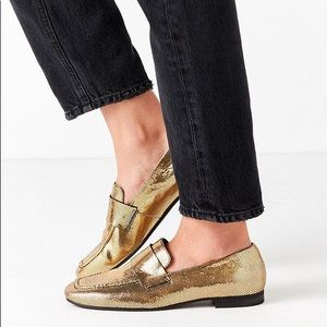 Vagabond • Evelyn Mettalic Loafer